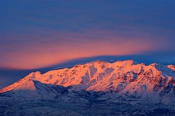 Mount Timpanogos at sunset.jpg
