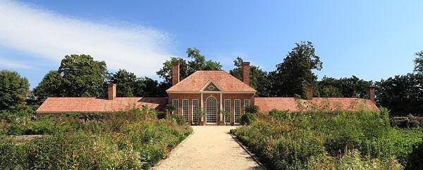 Mount Vernon Estate Upper Garden