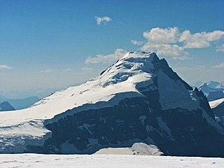 Mount Columbia (Canada) mountain in Canada