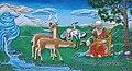 Murals inside Dharmachakra Centre, Rumtek Monastery.jpg