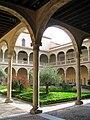 Museo de Santa Cruz, Toledo - couryard 1.JPG
