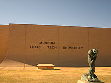 Museum of Texas Tech University IMG 0038.JPG