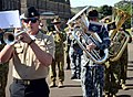 Musicians from international military and civilian bands rehearse a song for the Royal Edinburgh Military Tattoo in Edinburgh, Scotland, July 31, 2012 120731-N-VT117-1046.jpg
