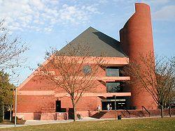 Musselman Library 4 November 2001