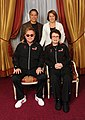 Mylan Executives Heather Bresch and Robert J. Coury with Elton John and Billie Jean King.jpg