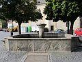 Náchod, Masarykovo náměstí, kašna 01.jpg