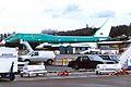 N5573B B747-412 Boeing Acft BFI 21MAR89 (6582356485).jpg