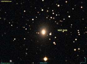 Image illustrative de l'article NGC 2496