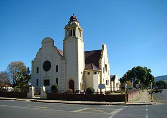 Dundee, KwaZulu-Natal - Dutch Reformed Church, Dundee