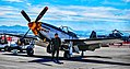 """NL7715C North American P-51D Mustang - 413334-G4-U (cn 122-39504) """"Wee Willy ll"""" Planes of Fame Air Museum (38407819081).jpg"""