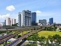 NS1 EW24 Jurong East MRT exterior and tracks 20200919 102610.jpg
