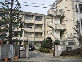 Nagaoka 3rd junior high school 01.JPG