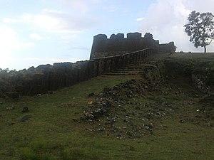 Nagara - Shivappa Nayaka Fort, Nagara