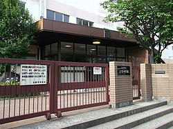 Nagoya-city Shiga Junior High School 130623.JPG