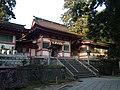 Nakamon Gate of Kashii Shrine 20150223.jpg