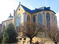 Nancy chapelle de l'hôpital Stanislas.JPG