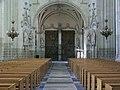 Nantes - cathédrale - portail de l'intérieur.jpg