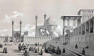 Liberation of Isfahan - Maidan i Shah or Royal Square, Isfahan