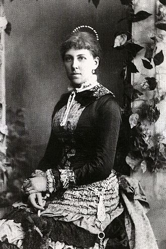 Duke Elimar of Oldenburg - Baroness Natalie Vogel von Friesenhof