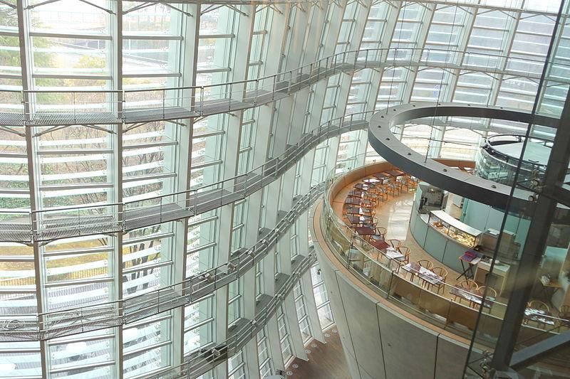 File:National Art Center, Tokyo - DSC06717.JPG