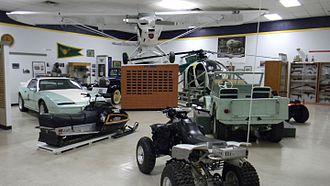 National Border Patrol Museum - Image: National Border Patrol Museum May 2016