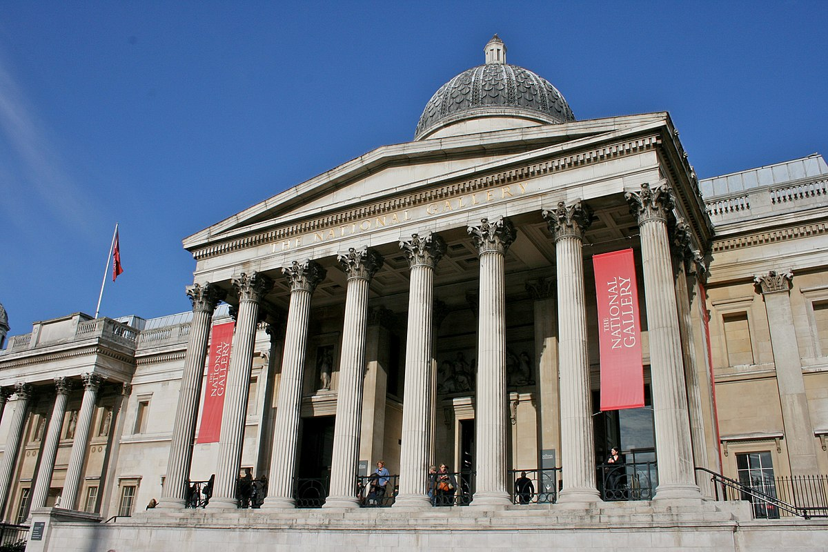 File:National Gallery, London.jpg - Wikimedia Commons