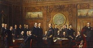 Naval Officers of World War I