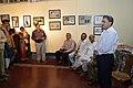 Naveen Chandra Bahuguna - Addressing - Opening Ceremony - Atanu Ghosh Solo Exhibition - Kolkata 2013-12-05 4664.JPG
