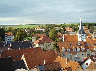 Neckarbischofsheim - Historic centre