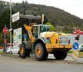 Neckarsteinach - Liebherr Radlader 564 2016-04-17 15-53-22.JPG