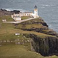 Neist Point Lighthouse - view of lighthouse and keepers' cottages from N.jpg