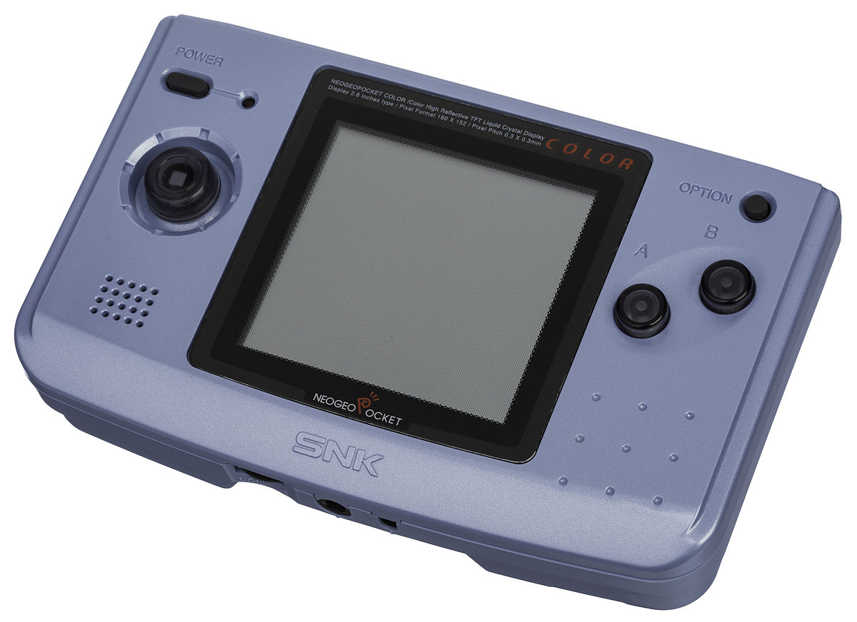 List of Neo Geo Pocket Color games - Wikipedia