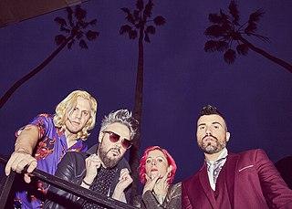 Neon Trees American rock band