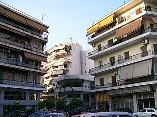 Neos Kosmos, Athens Neighborhood in Athens, Attica, Greece