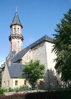 Stadtkirche Neustadt