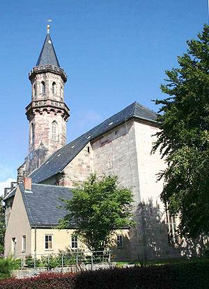 Neustadt bei Coburg - Saint George's church