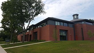 New Brunswick Theological Seminary - The seminary's new building, completed in 2014