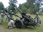 New Equipment Training on the MII9A2 M105 Howitzer