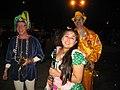New Orleans bandmembers smile Carnival 2009.jpg