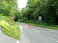 New Road, approaching Lydbrook from the south - geograph.org.uk - 1430691.jpg