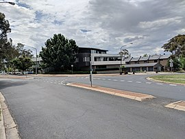 New apartments near Page shops, Canberra.jpg