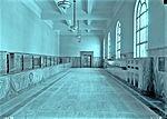 New general post office building in Jerusalem. Public hall, interior. 1938. matpc.03945.jpg