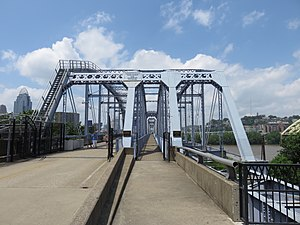 Newport Southbank Bridge