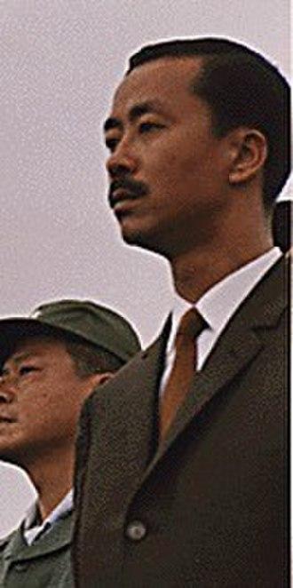 Vice President of Vietnam - Image: Nguyen Cao Ky