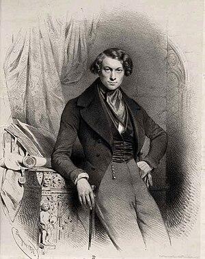 Nicaise de Keyser - Nicaise de Keyser (1836) by Charles Baugniet