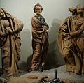 Niccolò dell'arca, Compianto sul Cristo morto, Chiesa di S. Maria della vita, Bologna 07.JPG