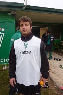 Nicolás Martínez (footballer, born 1987) Argentine footballer