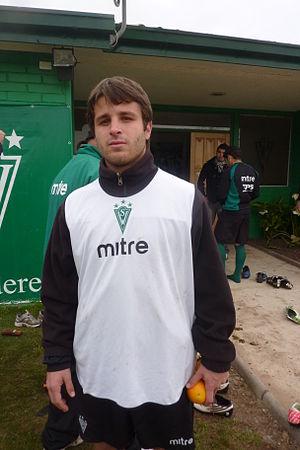Nicolás Martínez (Argentine footballer) - Image: Nicolas Martinez
