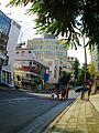 Nicosia Makariou avenue by afternoon Republic of Cyprus 2.JPG