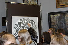 Night of Museums 2014 in National Art Museum of Belarus 03.JPG